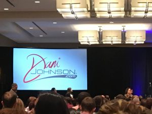 Dani Johnson's First Steps to Success event