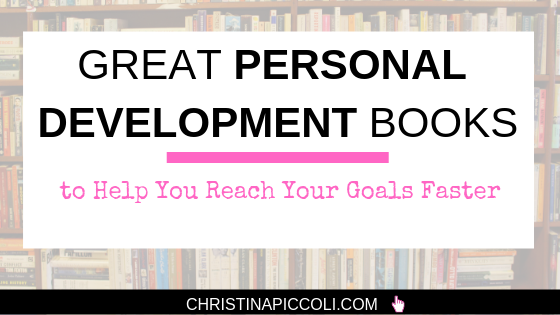 Great Personal Development Books
