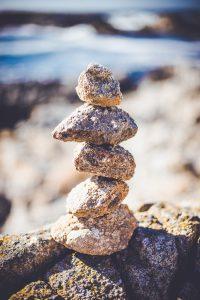 Life is a balance.