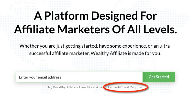 Try Wealthy Affiliate free!