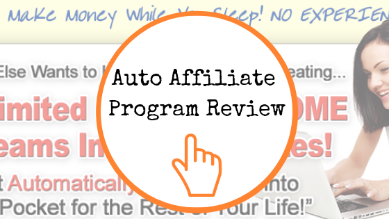 Auto Affiliate Review