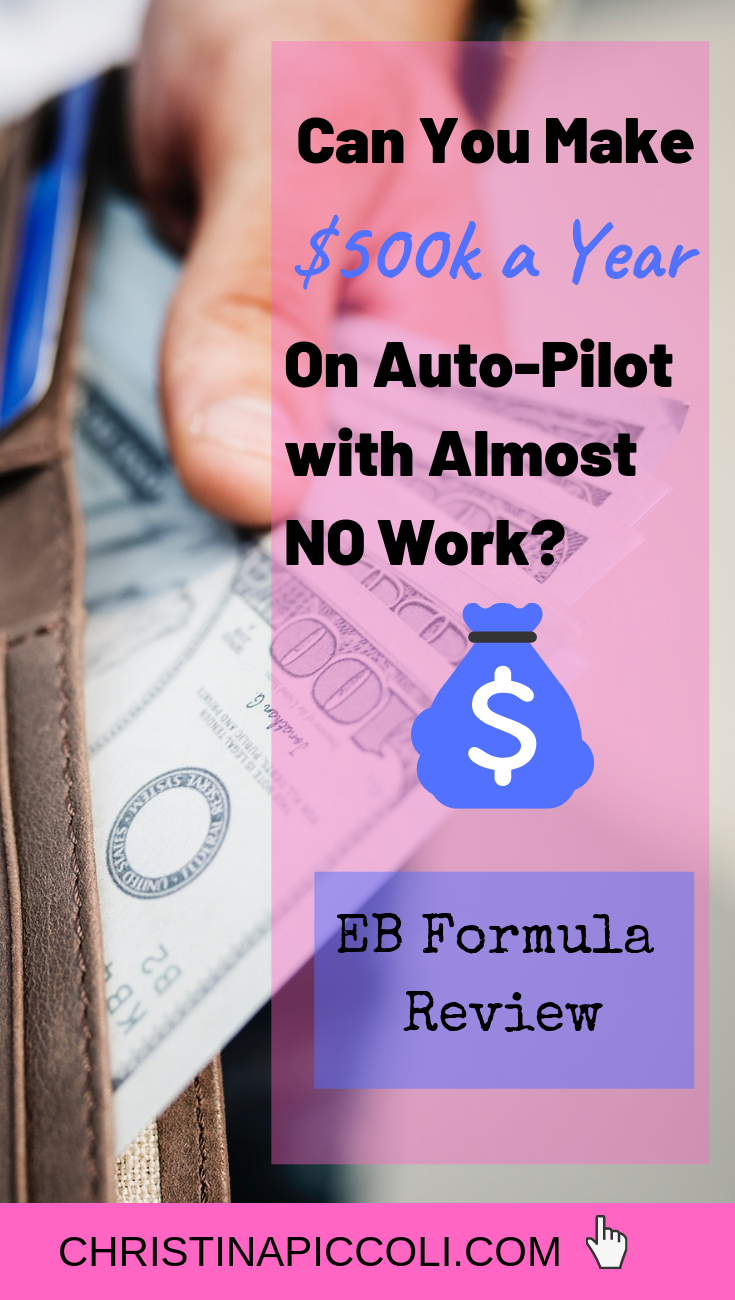 EB Formula Review for Pinterest
