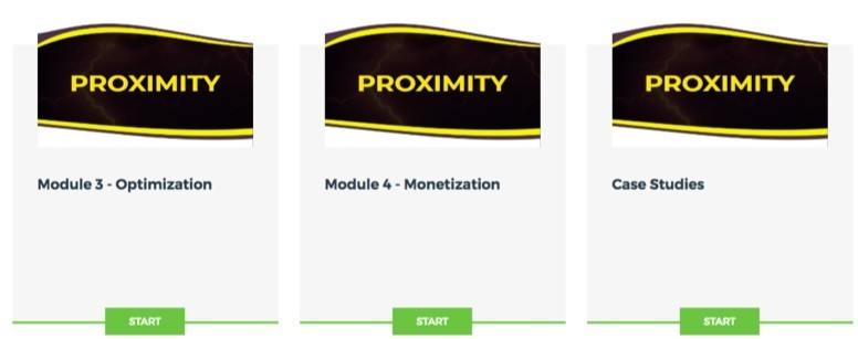Proximity Modules 2