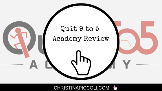 Quit 9 to 5 Academy Review