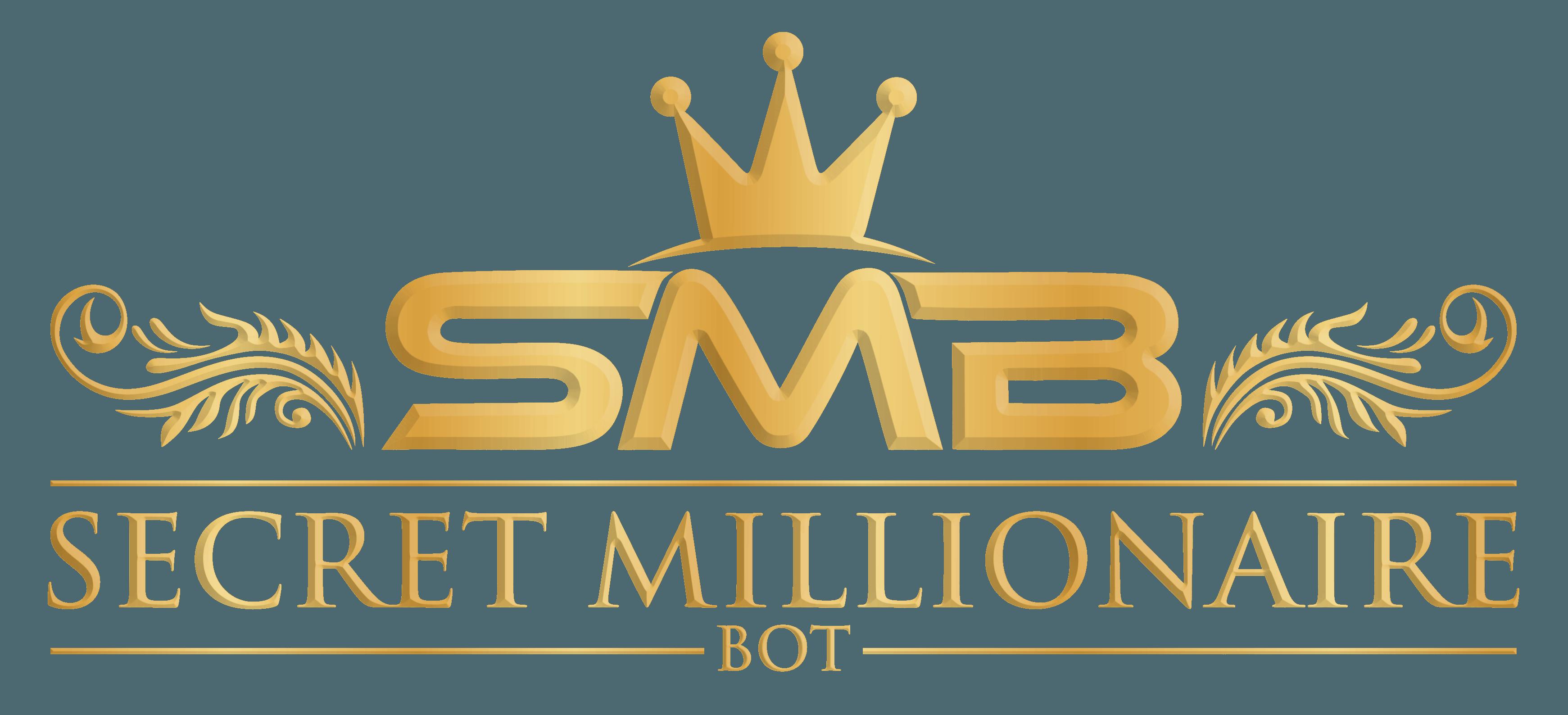 Secret Millionaire Bot Logo