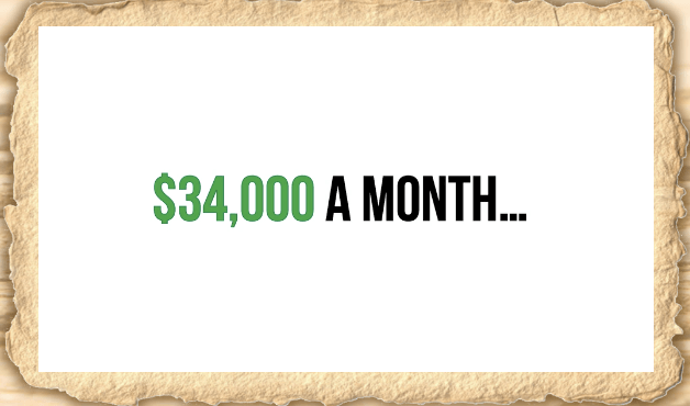 Make $34,000 a month with the Silk Road Effect?