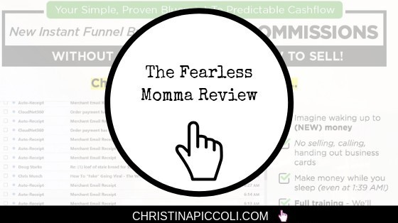 The Fearless Momma Review