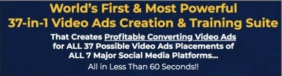 Make video ads easily with AdsCrisp