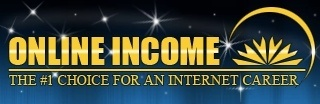 Online Income Review - Logo