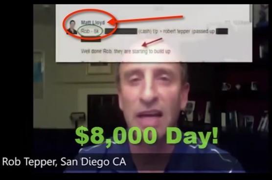 Online Income review - testimonial, plus a clue