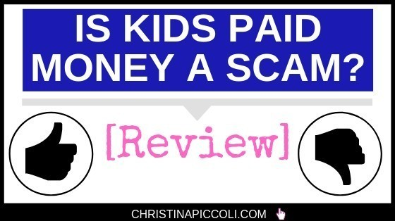 Is Kids Paid Money a Scam?