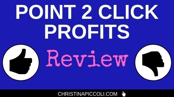 Point 2 Click Profits review