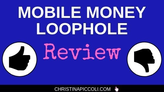 Money Mobile Loophole review