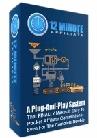 12 Minute Affiliate review - product shot