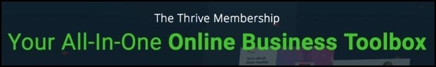 Thrive Themes Membership has no fluff