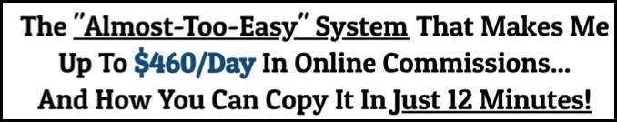 12 Minute Affiliate Headline