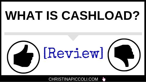 CashLoad Review