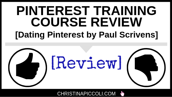Pinterest Training Course Review - Dating Pinterest Review