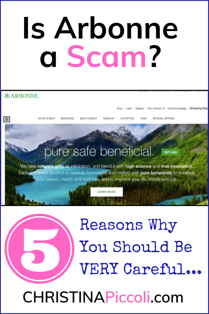 Is Arboone a scam - Pinterest Pin.