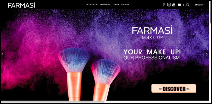 Is Farmasi a Scam? They have a nice homepage.