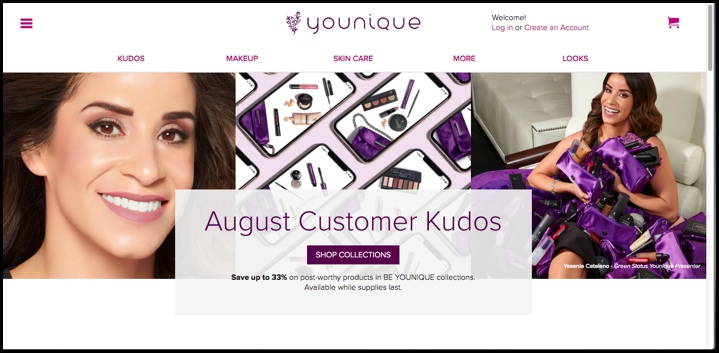 Is Younique a scam? The Younique website looks very professional.