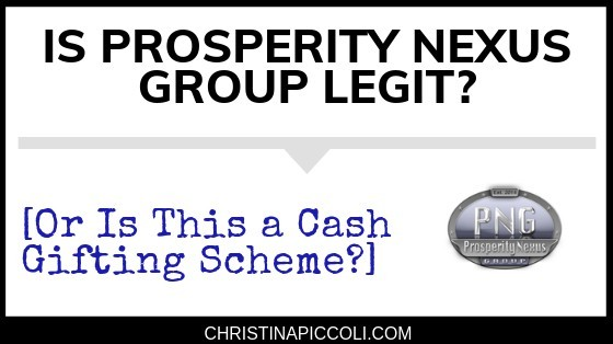 Is Prosperity Nexus Group legit?