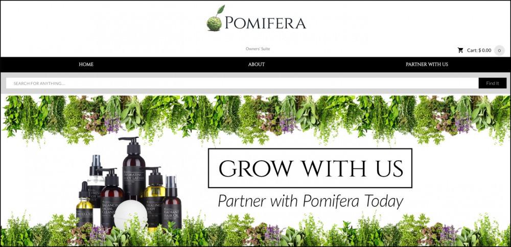 Pomifera homepage