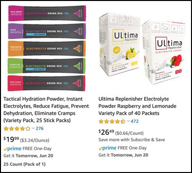 Alternative Cloud9Life products