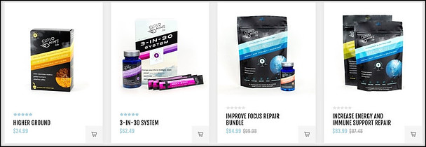 Cloud9Life Products