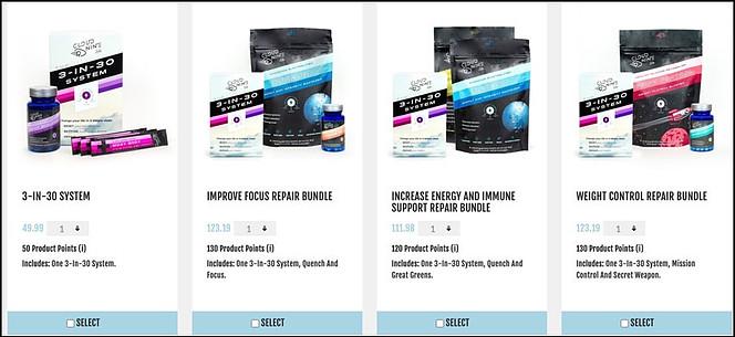 EZ Ship Products