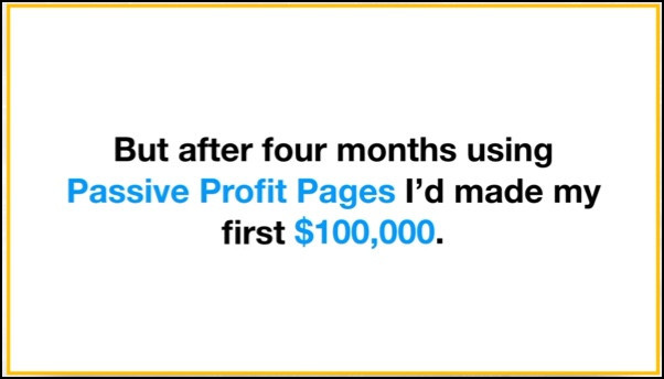 Is Passive Profit Pages legit?